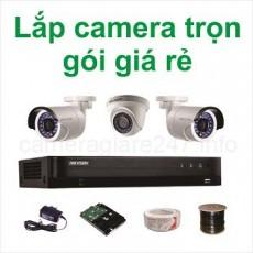Lắp đặt trọn gói camera giá rẻ TP HCM