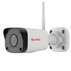 Camera IP wifi ngoài trời Global TAG-I32L3-FP40-W Full HD 1080P + Thẻ nhớ 32GB