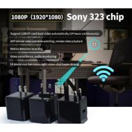 Camera ngụy trang adaptor HD 720P
