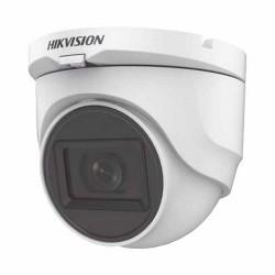 Camera Dome HD TVI Hikvision 5MP DS-2CE76H0T-ITMFS (tích hợp Micro)