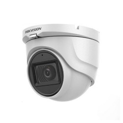 Camera Dome HD TVI Hikvision 5MP DS-2CE76H8T-ITMF (Ultra Low Light)