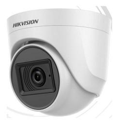 Camera dome HD TVI 2MP Hikvision DS-2CE76D0T-ITPFS (tích hợp MICRO thu âm)