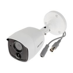 Camera HD TVI 2MP Hikvision DS-2CE11D0T-PIRL (hỗ trợ đèn cảnh báo)
