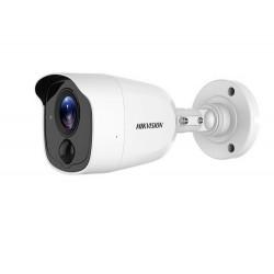 Camera HD TVI Hikvision 5MP DS-2CE11H0T-PIRLO (tích hợp đèn báo động)