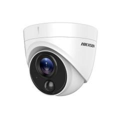 Camera Dome HD TVI Hikvision 5MP DS-2CE71H0T-PIRL (tích hợp đèn báo động)