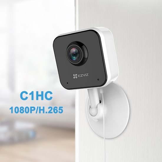 Camera ip Wifi Ezviz C1HC 1080P H265 new 2021 + Thẻ nhớ chính hãng 32GB