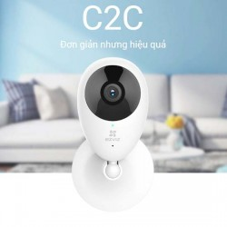 Camera ip wifi ezviz C2C 720P CS-CV206-C0-1A1WFR