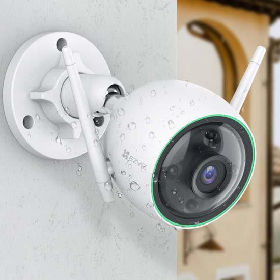 Camera wifi không dây 2MP EZVIZ CS-C3N-A0-3H2WFRL (C3N 1080P)