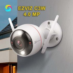 camera ip wifi ezviz C3W ColorNightVision Pro 4MP + Thẻ nhớ 32GB