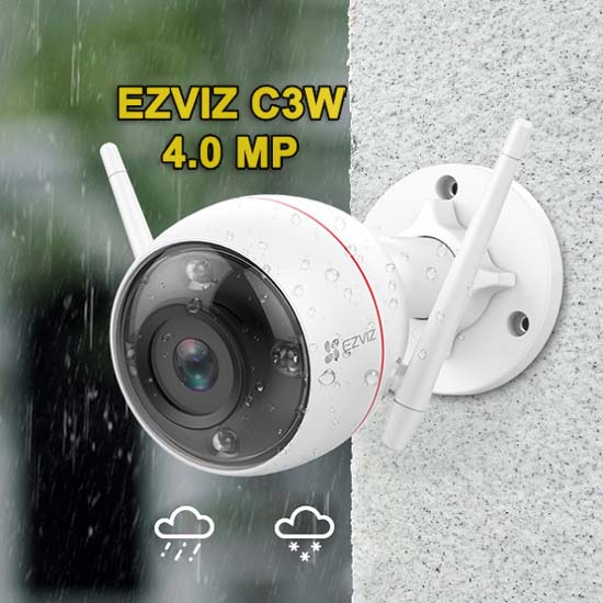 camera ip wifi ezviz C3W ColorNightVision Pro 4MP