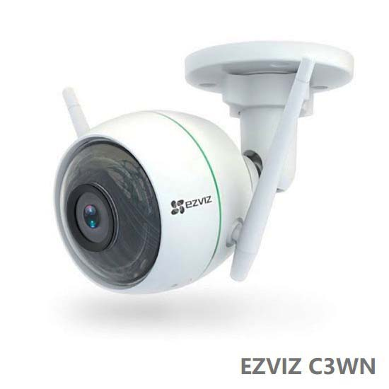 Camera ip wifi Ezviz C3WN 1080P (CS-CV310-A0-1C2WFR) + thẻ nhớ hikvision 32GB