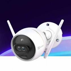Camera wifi không dây EZVIZ C3X 1080P (CS-CV310-C0-6B22WFR) + Thẻ nhớ Hikvision 32GB