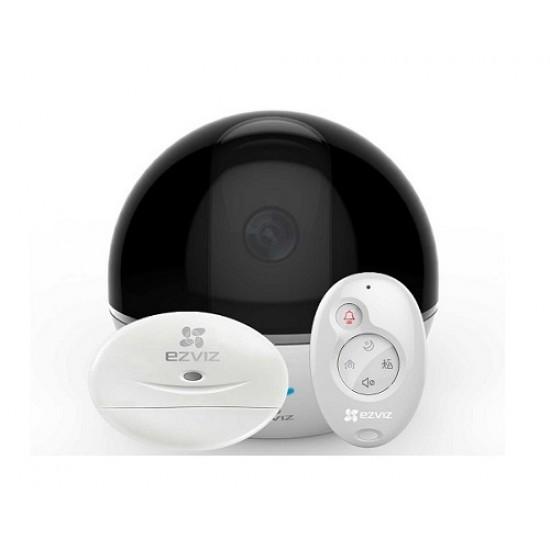 Camera Wifi Báo Trộm 360 HD 1080P EZVIZ CS-CV248 (kèm cảm biến + remote)