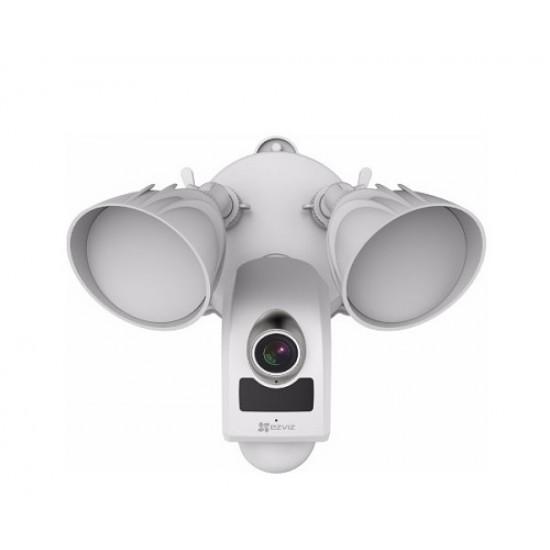Camera Wifi Ngoài Trời HD 1080P Tích Hợp Đèn Pha và Còi Báo Động EZVIZ CS-LC1-A0-1B2WPFRL