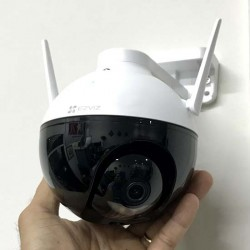Camera ip wifi ngoài trời ezviz C8C H.265 1080P new 2021 + Thẻ nhớ 32GB