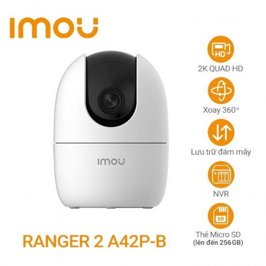Camera ip wifi imou IPC-A42P 4.0MP 2K new 2021