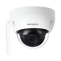 Camera IP Dome hồng ngoại không dây 3MP KBVISION KX-3002WN