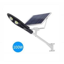 Đèn đường Led năng lượng mặt trời NLMT-L100