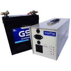 Bộ UPS Diamond D12LBS 220V AC 1.000W