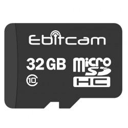 Thẻ nhớ Micro SD 32GB Ebitcam
