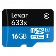 Thẻ nhớ 16GB micro SDHC 633X 95MB/45MB/s Lexar